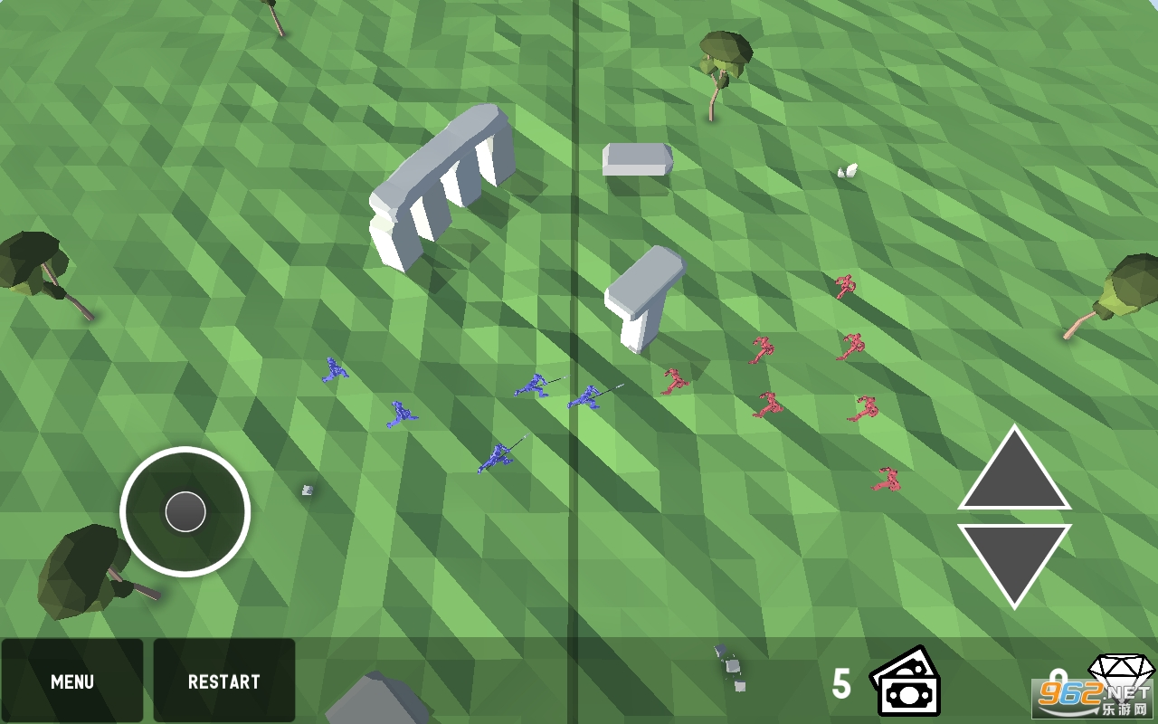 真实战争模拟器无敌版v1.1.0 手机版截图3