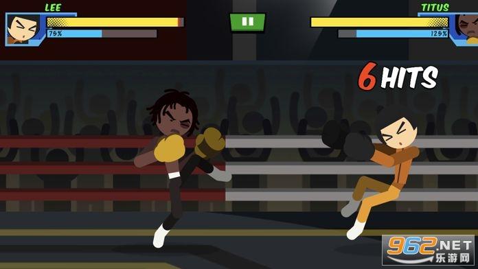 拳击缠斗超级明星游戏v1.0 全角色解锁截图2