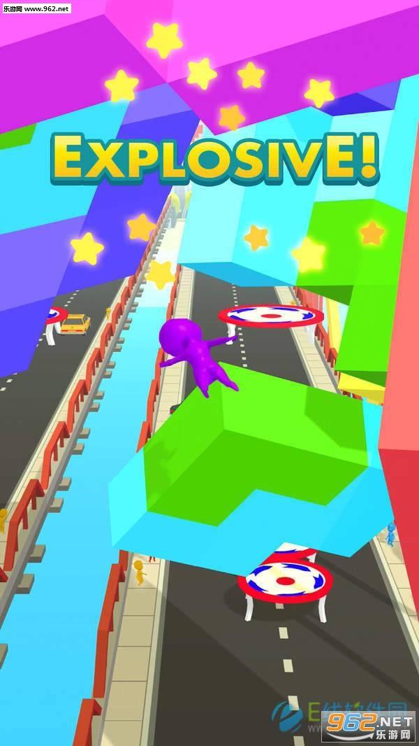 疯狂飞跃小游戏手游版截图2