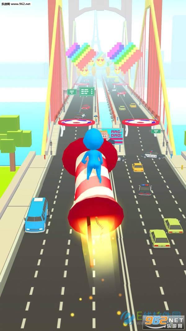疯狂飞跃小游戏手游版截图3