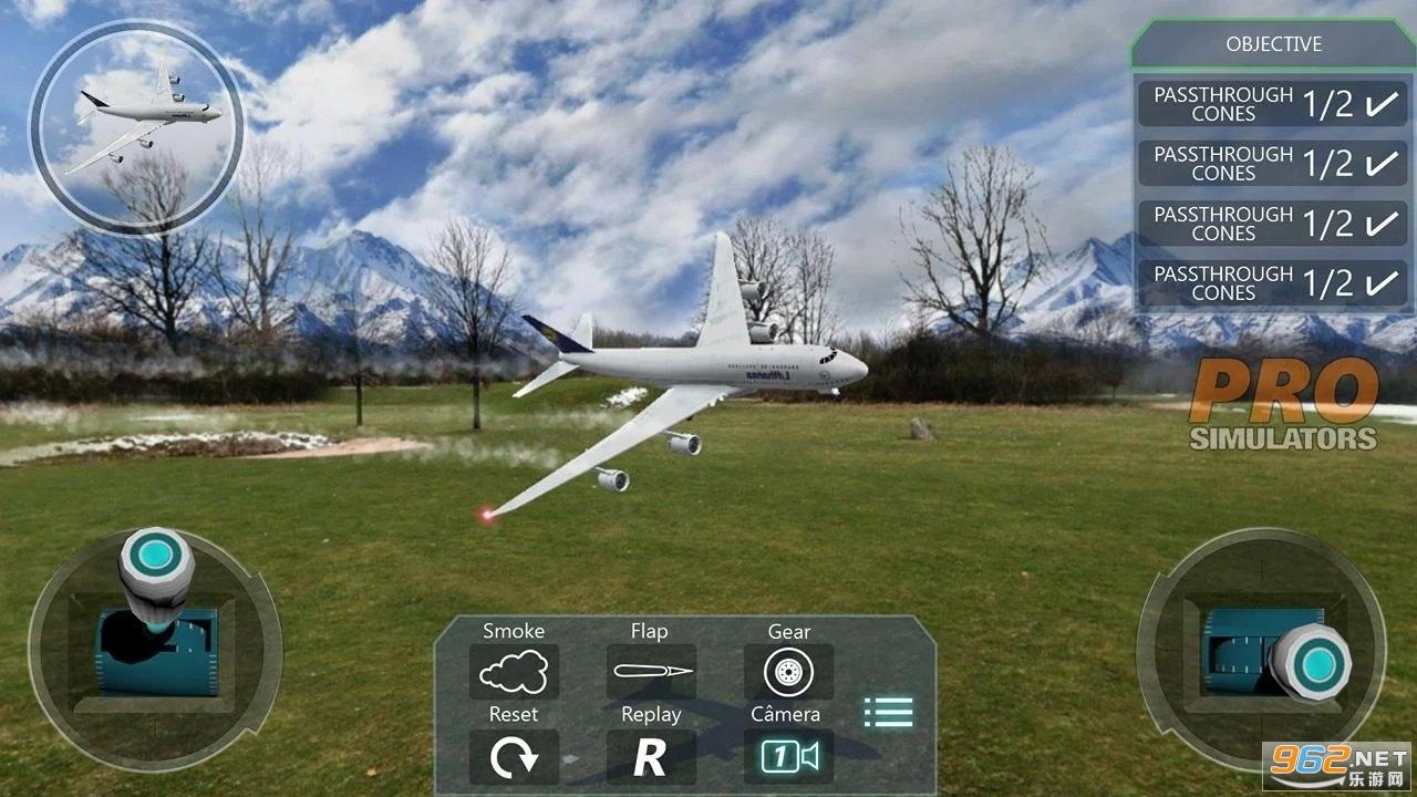 遥控飞行模拟器pro最新版v1.0.1免费版截图0