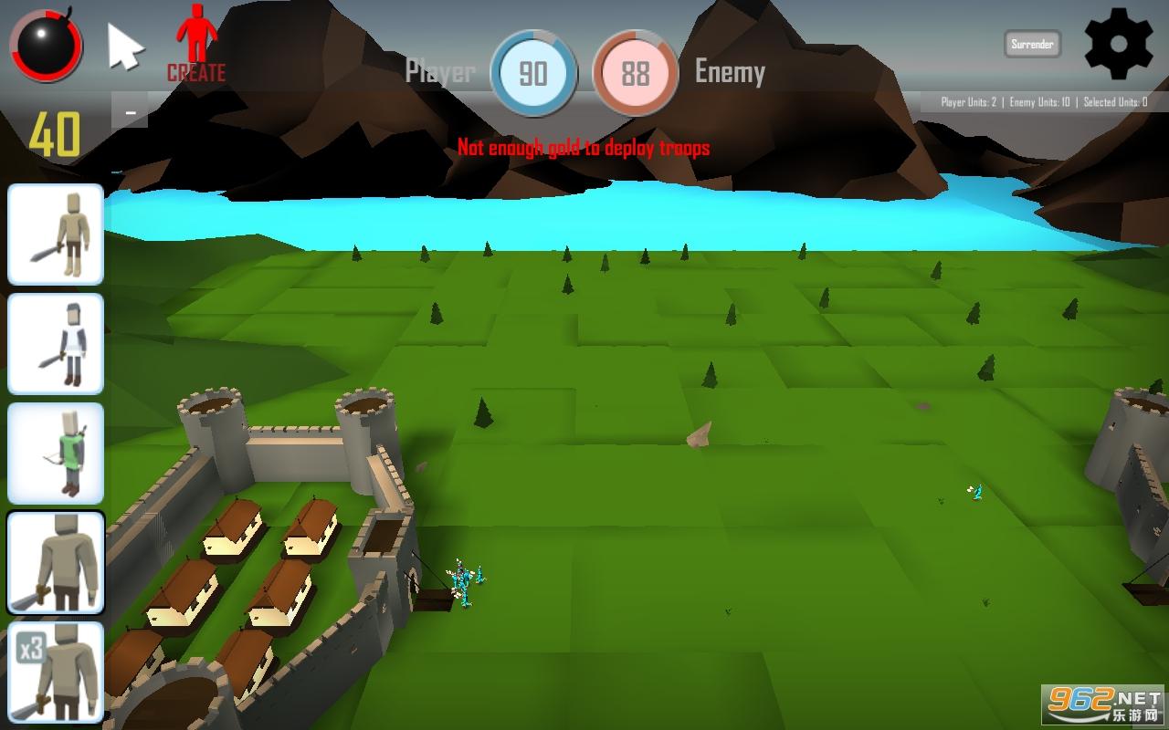 迷你战争模拟器游戏v1.0.1 最新版截图0