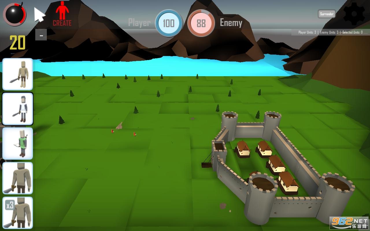 迷你战争模拟器游戏v1.0.1 最新版截图2