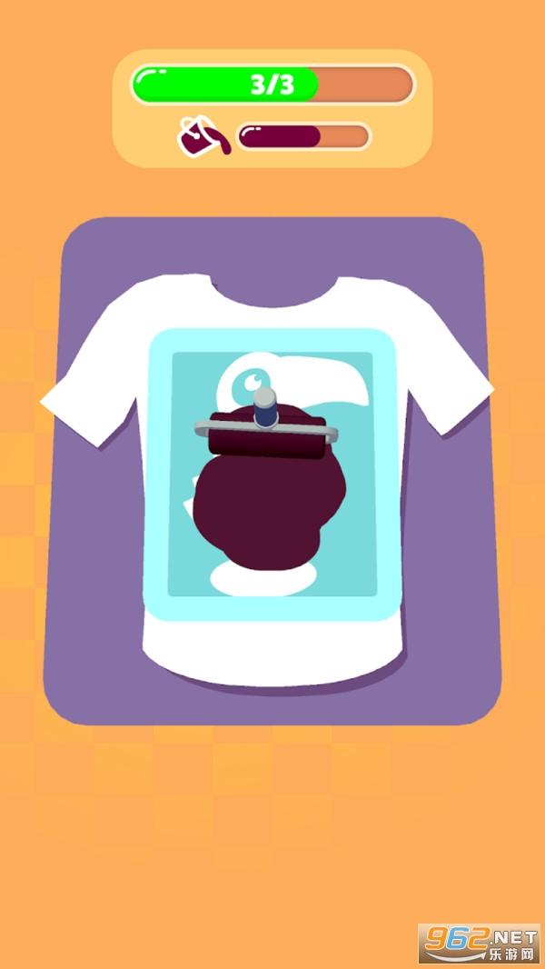 T恤印刷小游戏v1.0 安卓版截图0