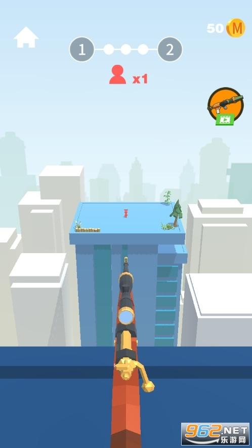 我狙打的贼准游戏v1.0.0 破解版截图0