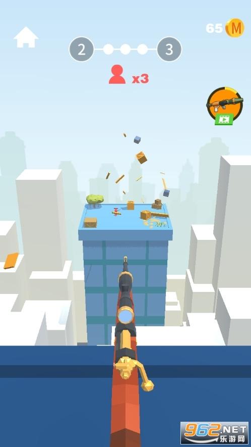 我狙打的贼准游戏v1.0.0 破解版截图4