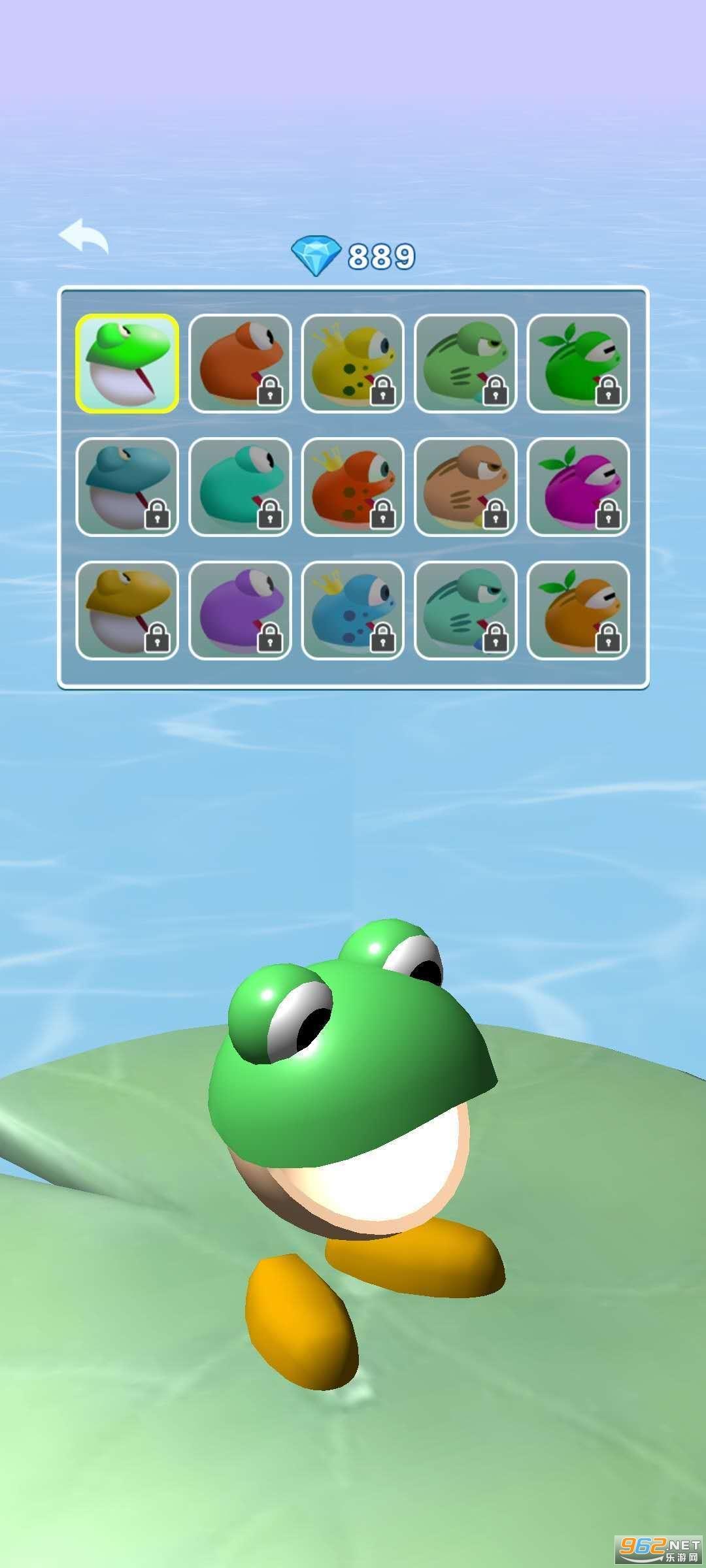 饥饿的青蛙赚钱v1.2 红包版截图3