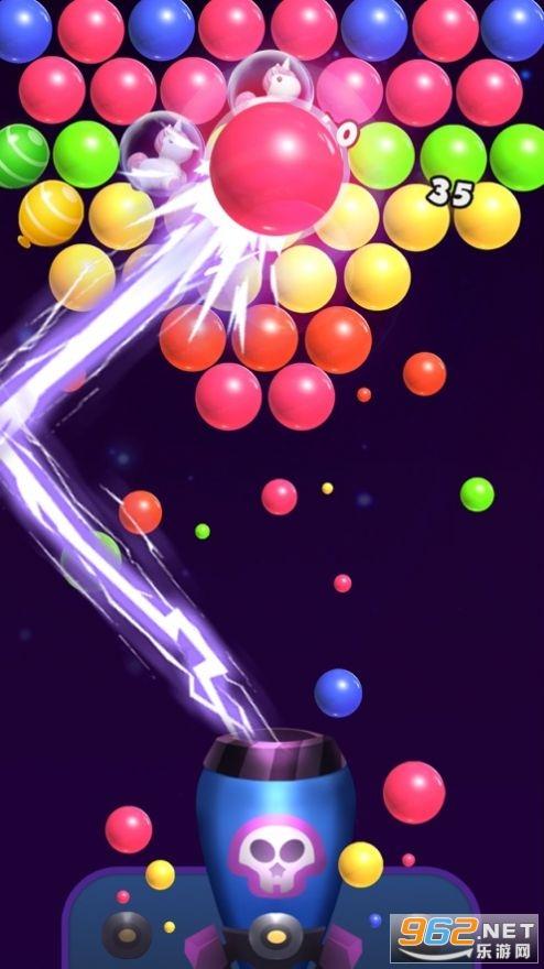 神奇消泡泡红包游戏赚钱福利版截图0