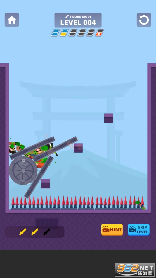 忍者拼图游戏破解版v1.0.10免费版截图0