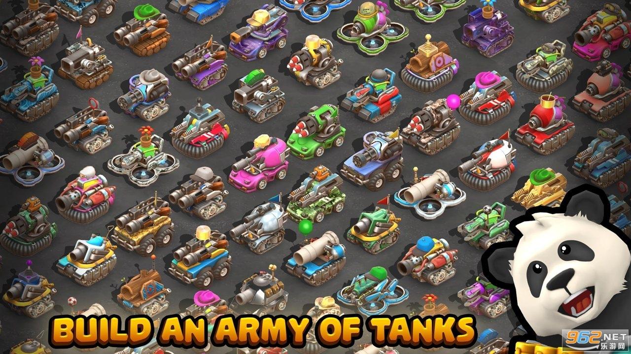 微型坦克破解版新活动v37.0.0最新版截图3
