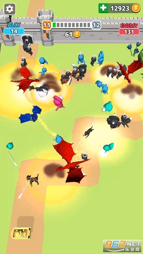 Tiny Battle游戏v1.11 官方版截图1