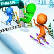 滑雪战场对决游戏