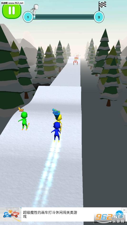滑雪战场对决游戏v0.0.117 官方版截图1