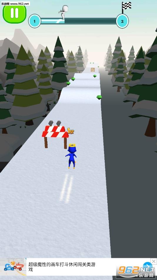 滑雪战场对决游戏v0.0.117 官方版截图2