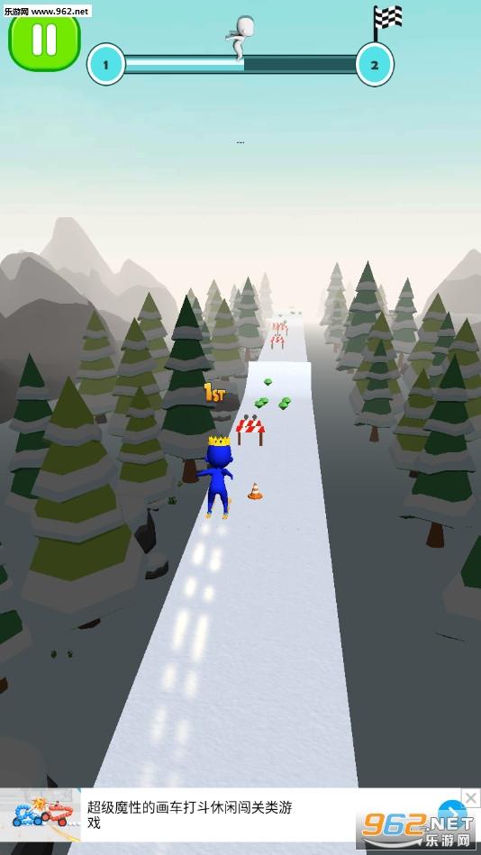 滑雪战场对决游戏v0.0.117 官方版截图3