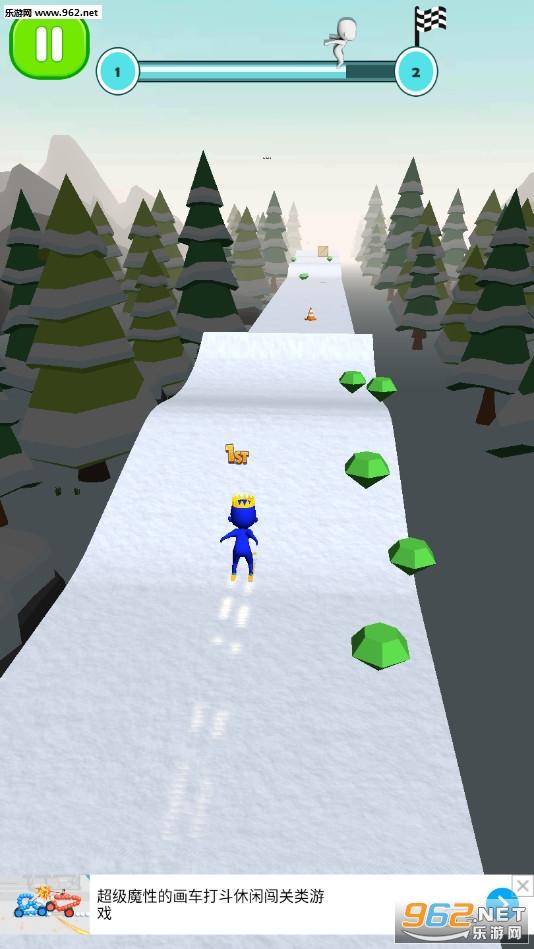 滑雪战场对决游戏v0.0.117 官方版截图4