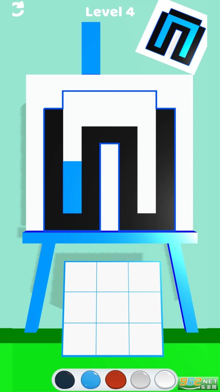 Tetris Art小游戏抖音截图0