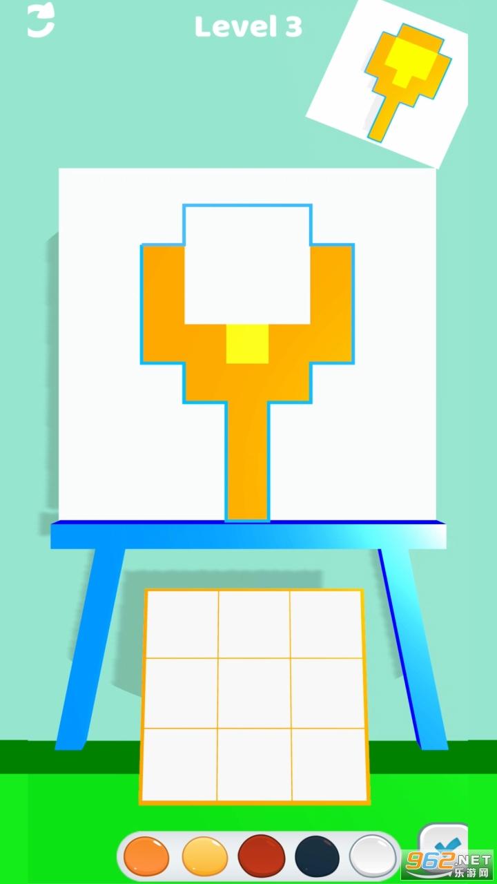 Tetris Art小游戏抖音截图1
