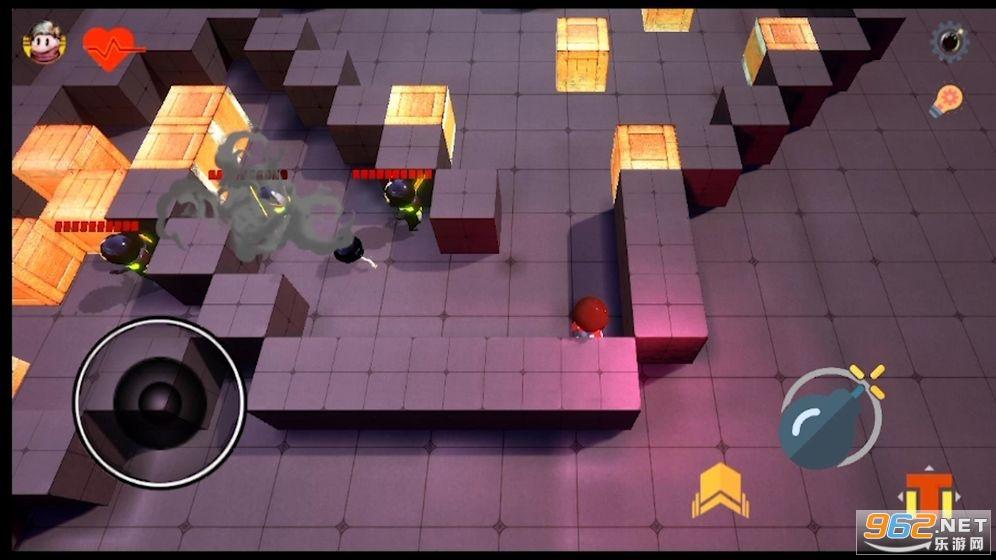 皮皮路历险记游戏v1.0 中文版截图1