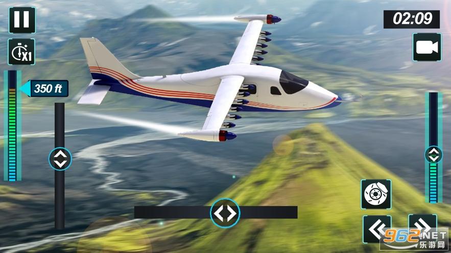 飞机飞行模拟器2020官方完整版v1.0 免费版截图2