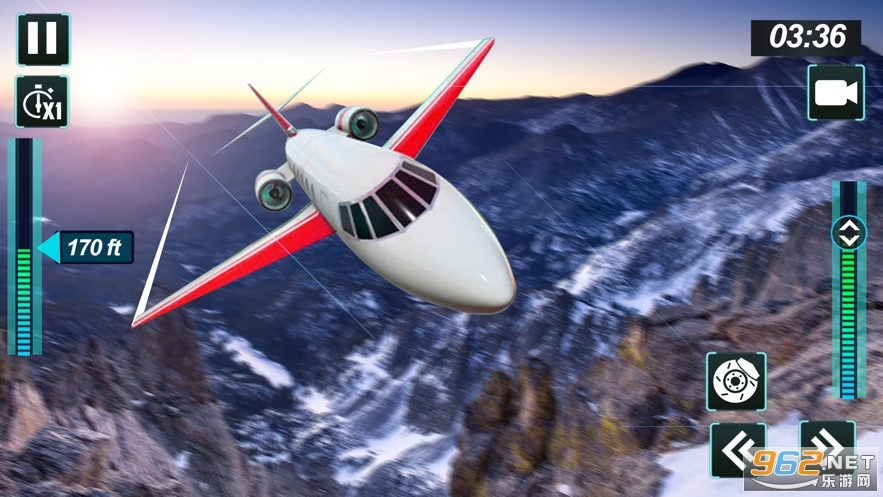飞机飞行模拟器2020官方完整版v1.0 免费版截图3