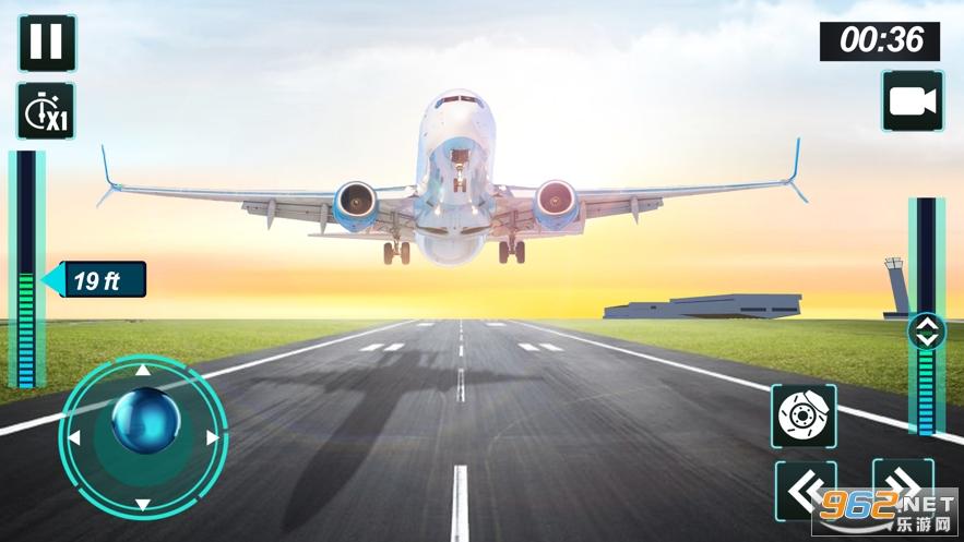 飞机飞行模拟器2020官方完整版v1.0 免费版截图4