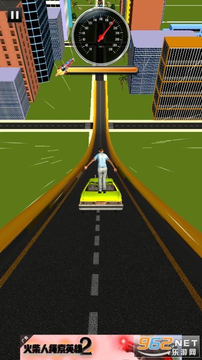 巨大斜坡特技飞车手游v0.1全解锁版截图2