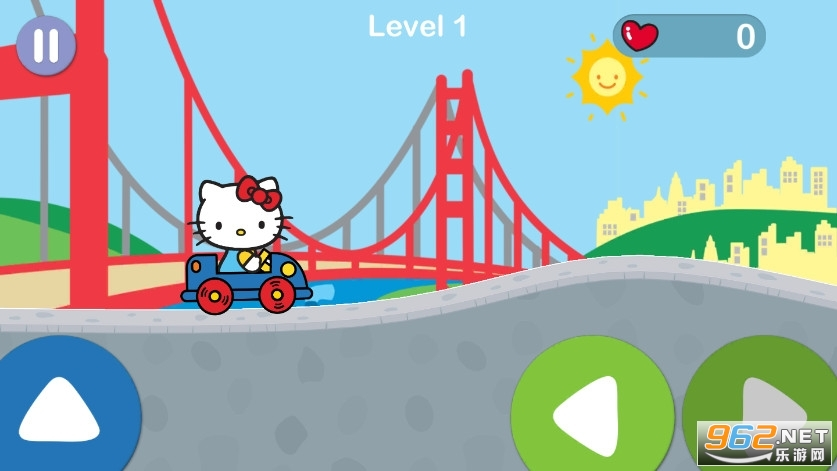 凯蒂猫赛车冒险安卓版v1.0.3 官方版截图3