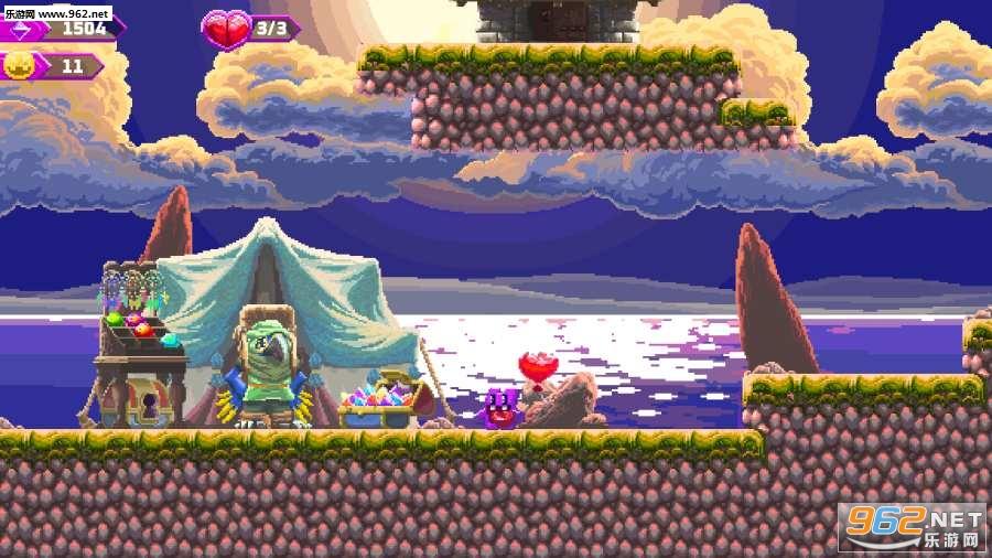 超级摩博任务(Super Mombo Quest)v0.1免费版截图3