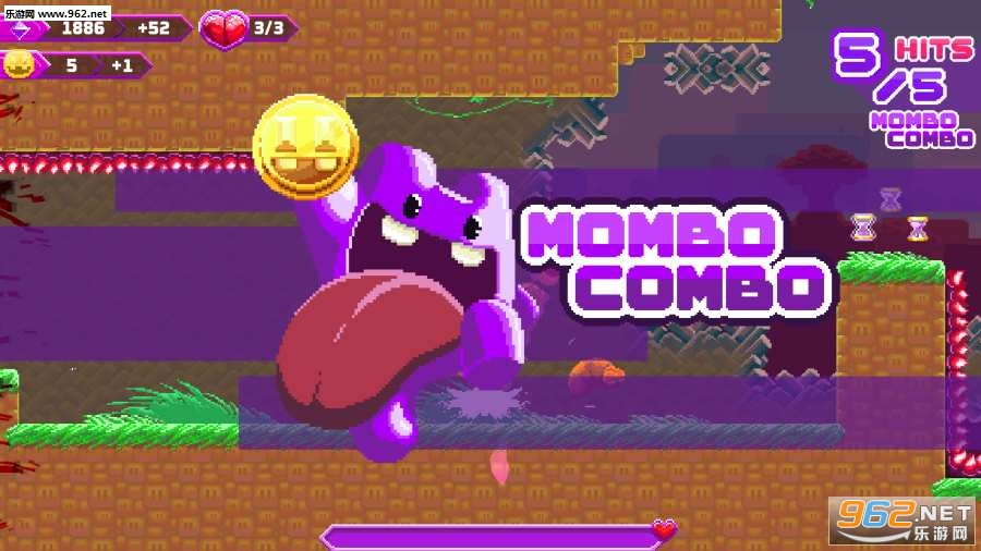 超级摩博任务(Super Mombo Quest)v0.1免费版截图4