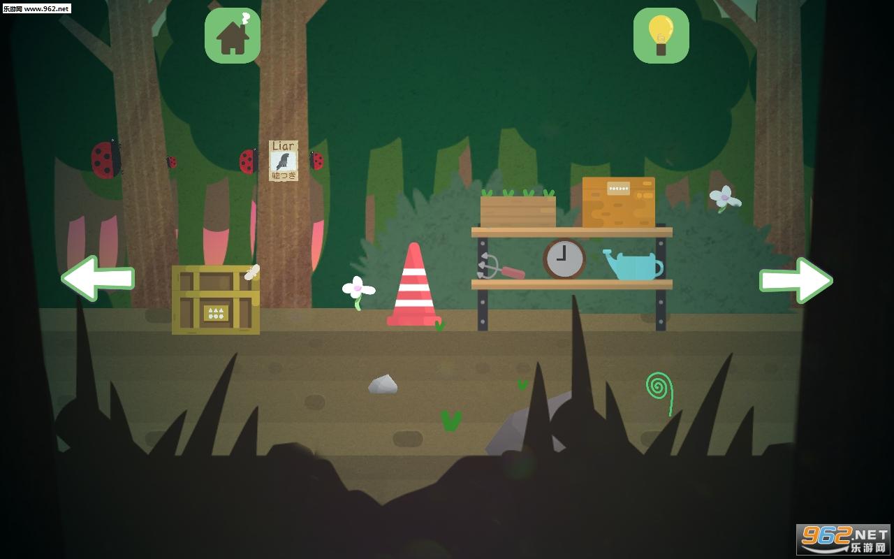 逃脱游戏回家的路汉化版v1.0.2 汉化版截图1