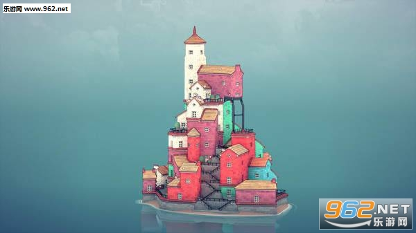 Townscaper(城镇建造模拟游戏)手机版截图0