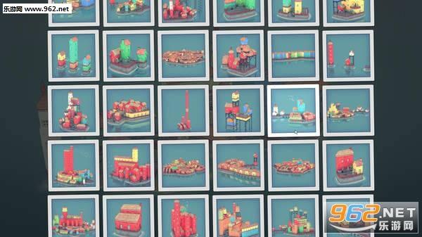 Townscaper(城镇建造模拟游戏)手机版截图1