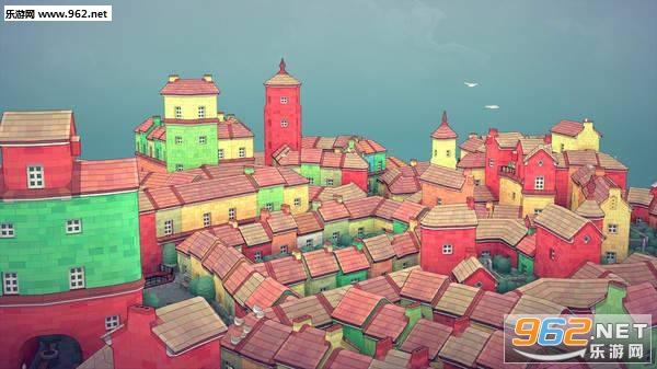 Townscaper(城镇建造模拟游戏)手机版截图2