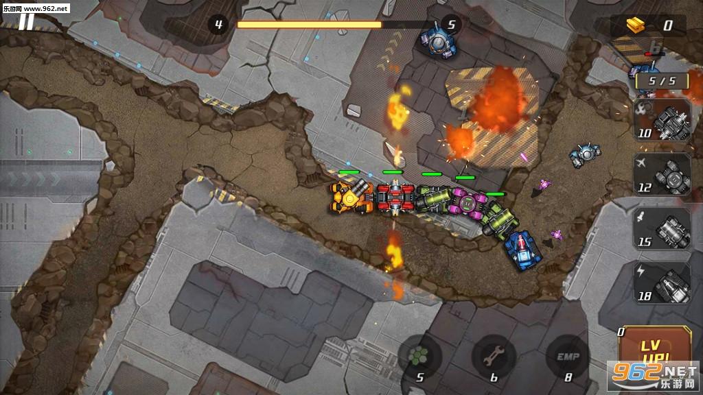 疯狂战车2077破解版v1.1最新版截图1