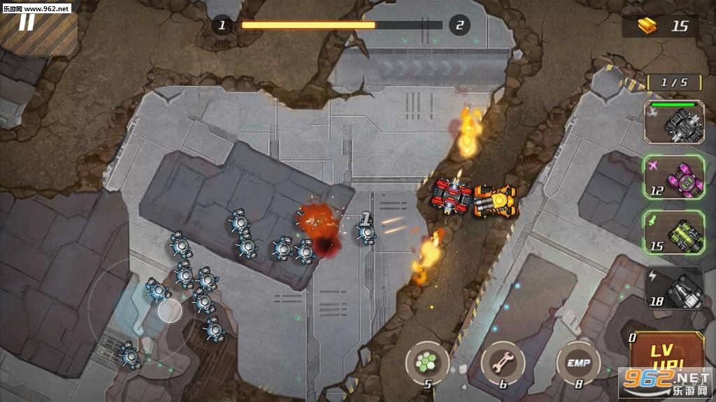 疯狂战车2077破解版v1.1最新版截图2