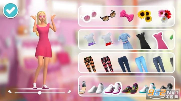 芭比梦幻屋舞蹈秀2020最新版v9.0破解版截图3