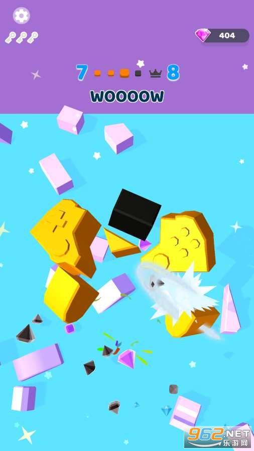 拼图爆炸游戏v1.1 Ketchapp截图2