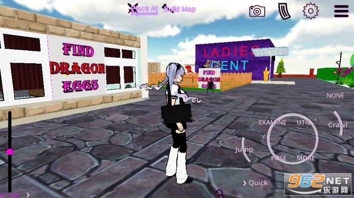校园少女AI模拟器中文版v131汉化版截图2