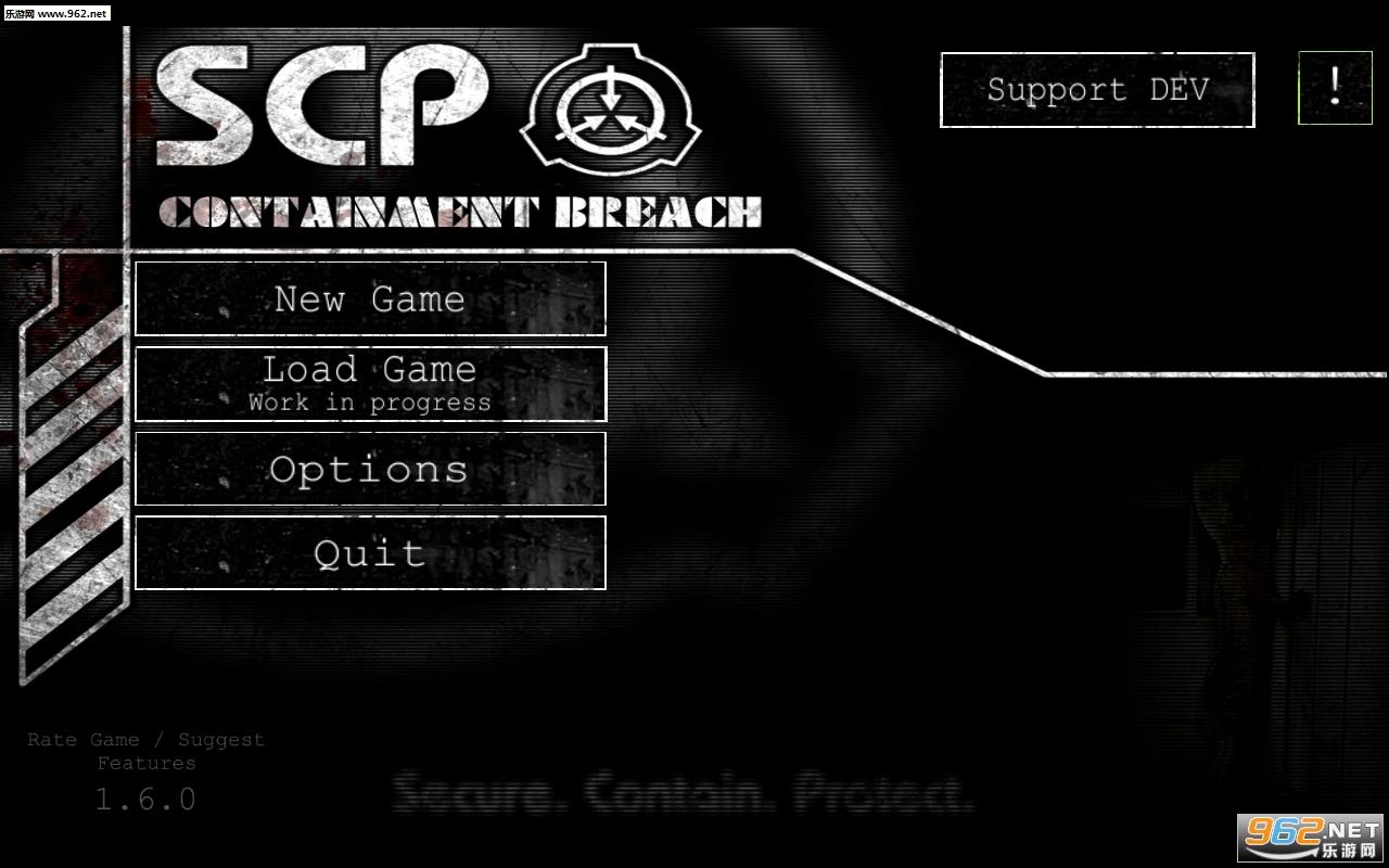 SCP收容失效无敌版v5.0f 联机版截图0