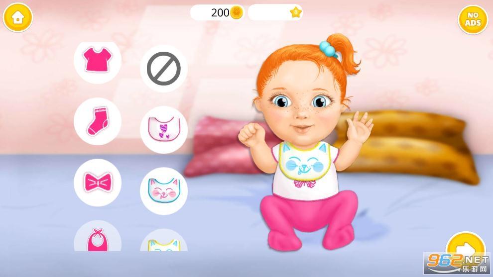 公主妈妈生宝宝小游戏v3.3.3 安卓版截图1