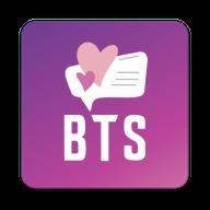 可以和bts聊天的�件(BTS Talk)v2.0 安卓版