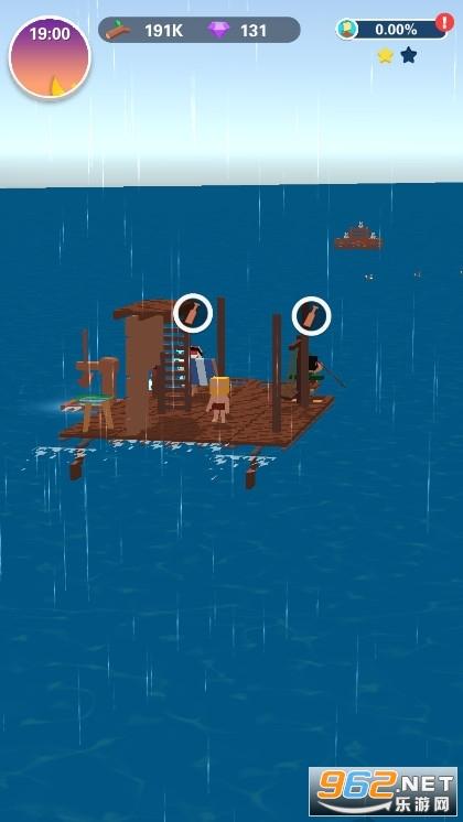 海上建造模拟游戏破解版v1.2.3 最新版截图0