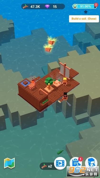 海上建造模拟游戏破解版v1.2.3 最新版截图3