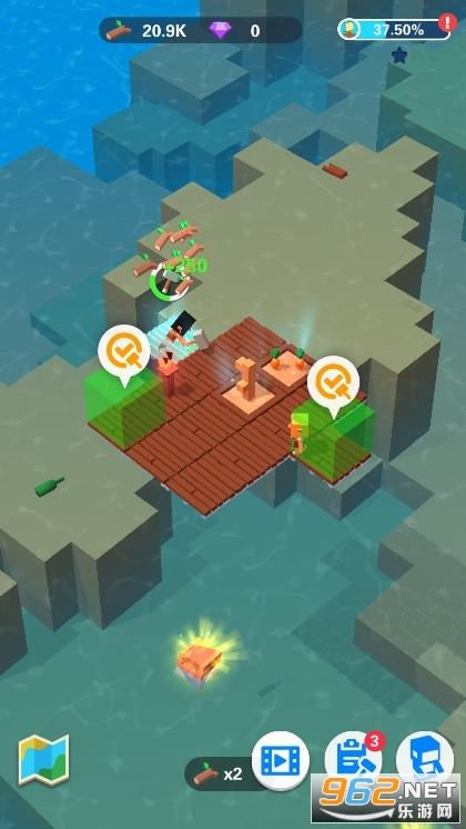 海上建造模拟游戏破解版v1.2.3 最新版截图4