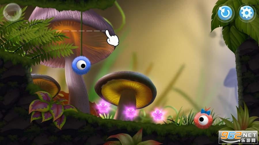 蓬松的故事游戏安卓版v1.0.0 Fluffy Story截图1