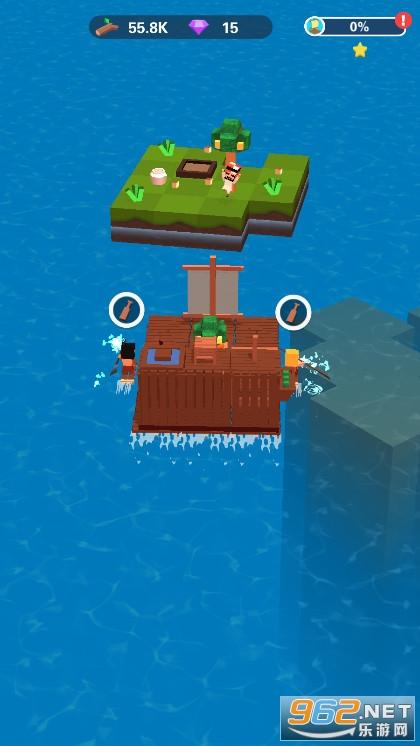海上建造模拟安卓版v1.2.3无限资源版截图2