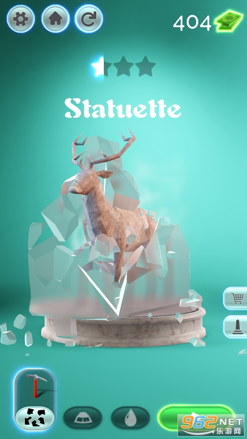 Statuette游��
