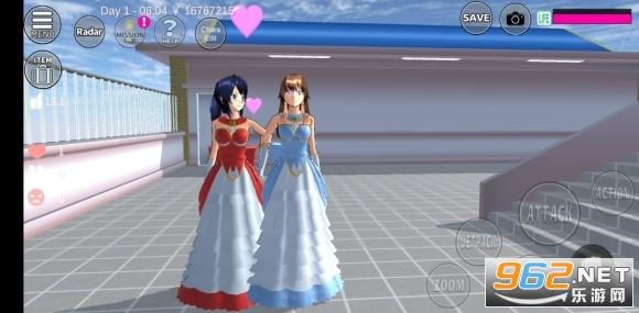 樱花校园模拟器暑假更新版皇冠版