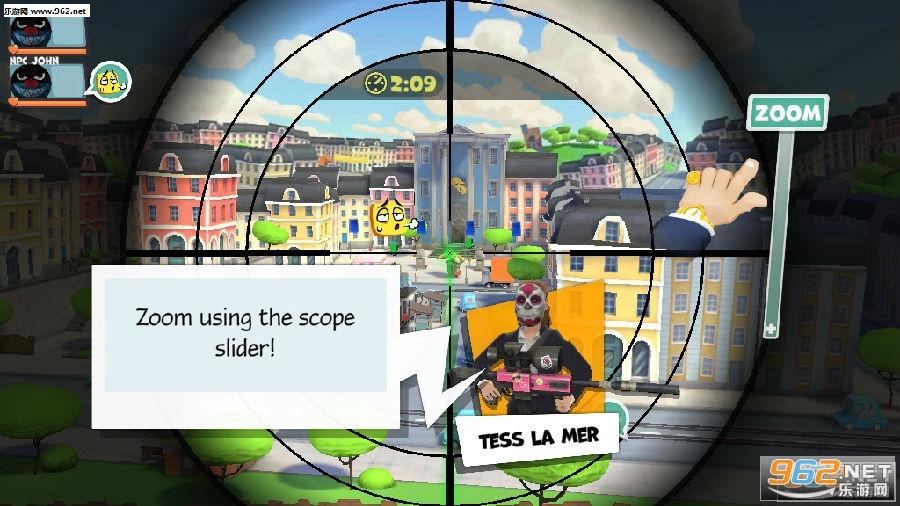 狙击手与盗贼2020安卓版